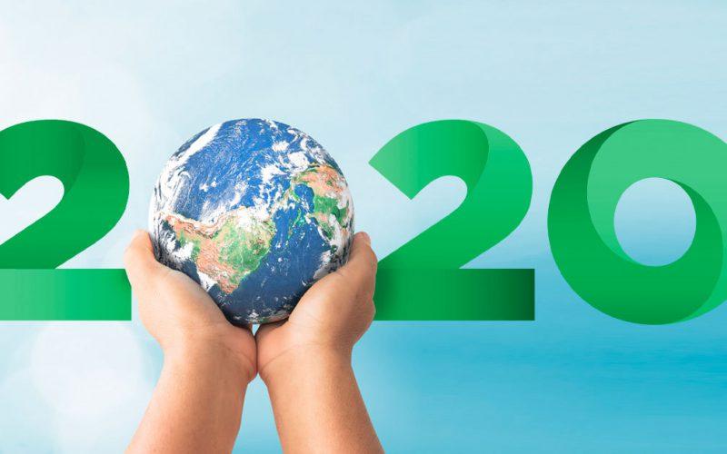 8 buoni propositi per un 2020 all'insegna della sostenibilità